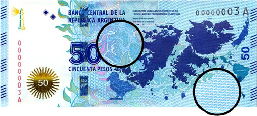 Anverso billete 10