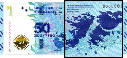 Anverso billete 5
