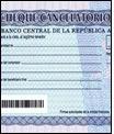 Cheque Cancelatorio