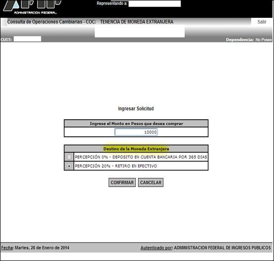 AFIP Econoblog