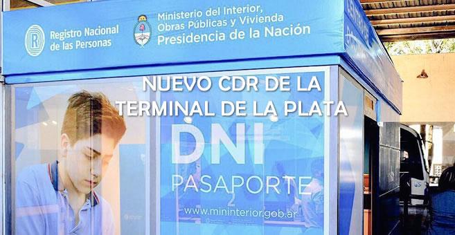 tramitar dni y pasaporte en terminal de la plata econoblog
